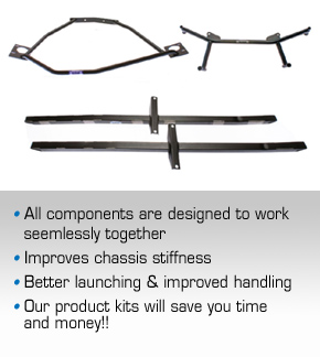 CHASSIS PERFORMANCE  KITS