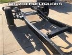 Classic Ford Truck Transmisson Crossmember Kit - 48-79 Ford Truck